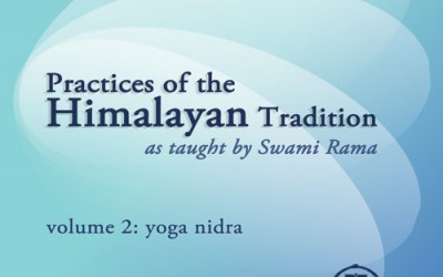 Coming soon: Yoga Nidra, volume 2 of Practices of the Himalayan Tradition